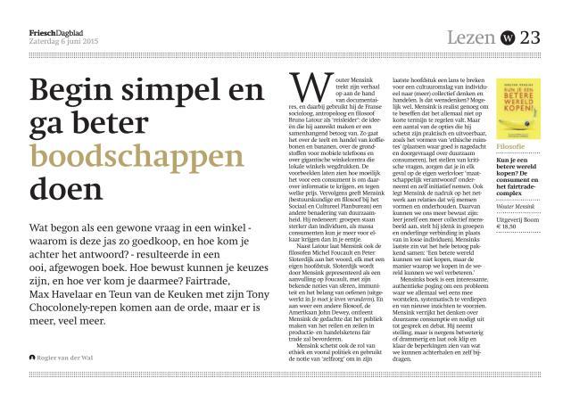 Recensie Wouter Mensink, FD 6-6-page-001